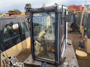 Used parts for sale by BTP Group - Caterpillar 350L cab