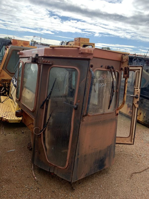 Used parts for sale by BTP Group - Caterpillar D10R cab