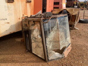 Used parts for sale by BTP Group - Caterpillar 992G cab
