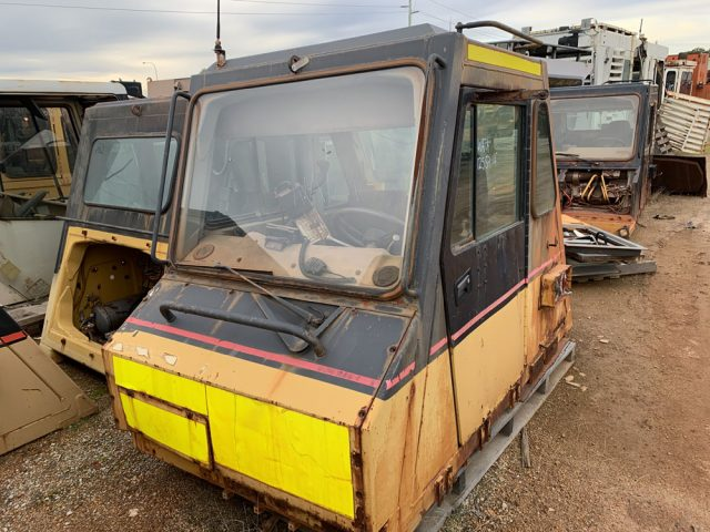 Used parts for sale by BTP Group - Caterpillar 777D cab