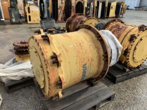 Used parts for sale by BTP Group - Caterpillar 777D