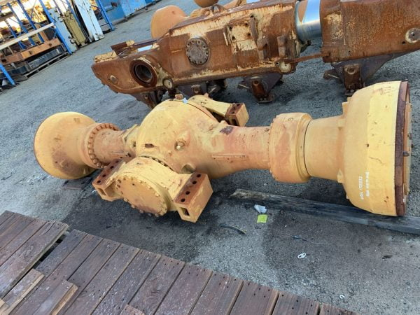 Used parts for sale by BTP Group - Caterpillar 988H hub to hub rear