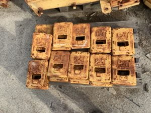 Used parts for sale by BTP Group - Caterpillar 992G cover
