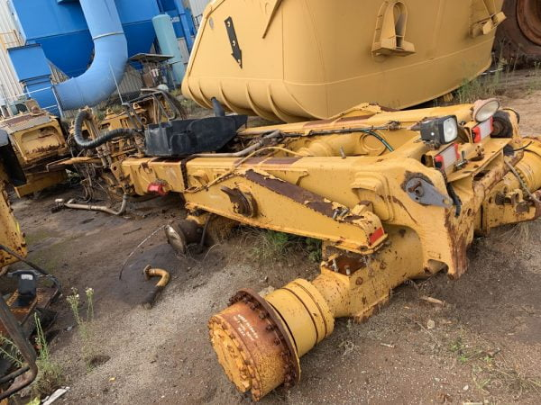 Used parts for sale by BTP Group - Caterpillar 740