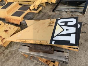 Used parts for sale by BTP Group - Caterpillar 992G door