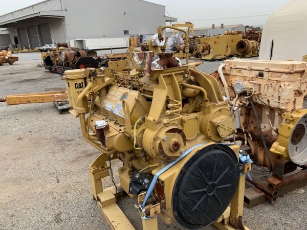Used parts for sale by BTP Group - Caterpillar D9R