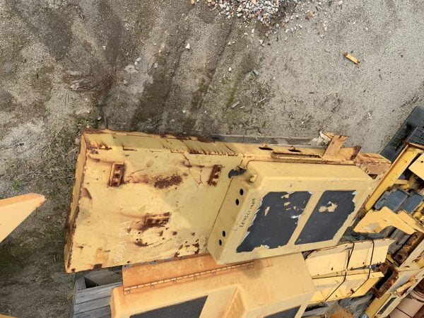 Used parts for sale by BTP Group - Caterpillar 777D platform