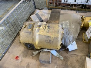 Used parts for sale by BTP Group - Caterpillar 992D piston pump group
