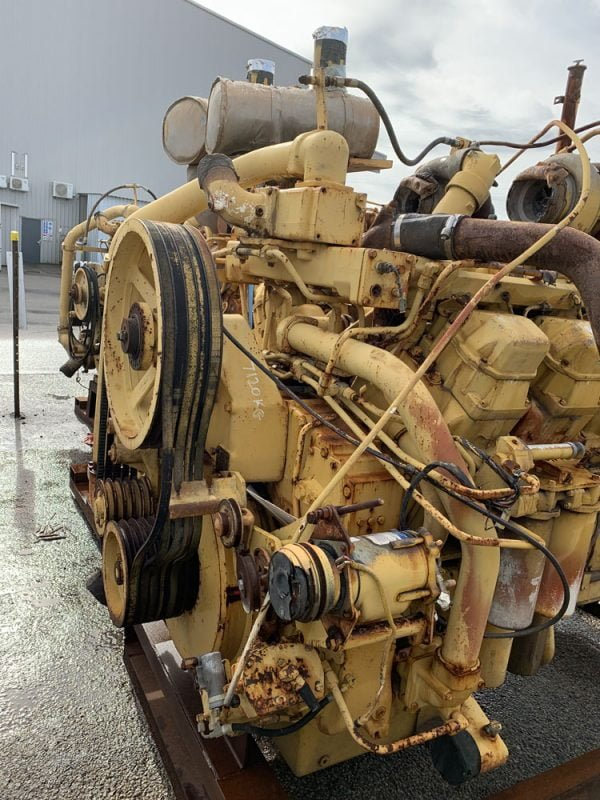Used parts for sale by BTP Group - Caterpillar 785