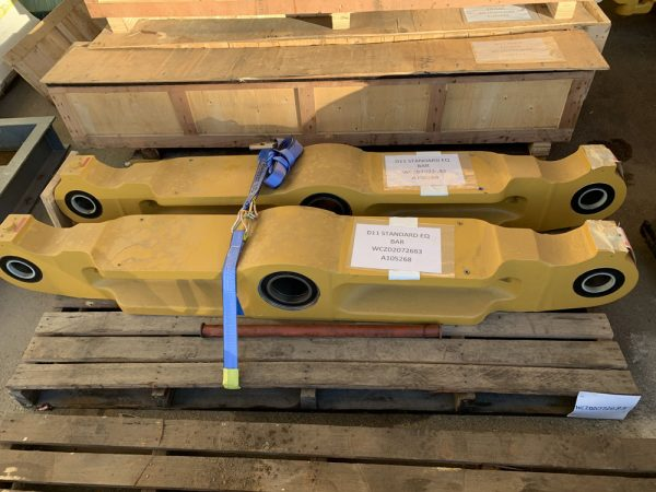 Used parts for sale by BTP Group - Caterpillar D11T equialiser bar