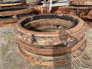 Used parts for sale by BTP Group - Komatsu PC1100 swing circle