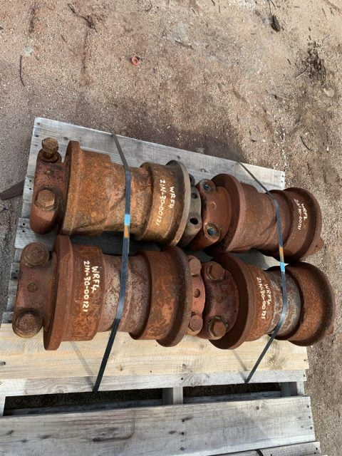 Used parts for sale by BTP Group - Komatsu PC1100