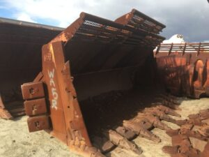 Used parts for sale by BTP Group - Caterpillar 992G bucket