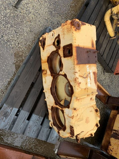 Used parts for sale by BTP Group - Komatsu WA600