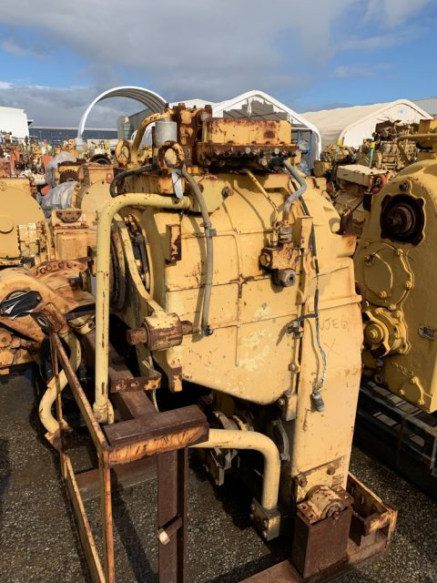 Used parts for sale by BTP Group - Komatsu WA600-1