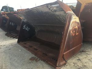 Used parts for sale by BTP Group - Komatsu WA600-3 bucket