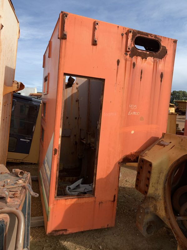 Used parts for sale by BTP Group - Komatsu riser