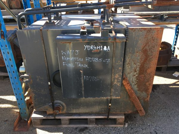 Used parts for sale by BTP Group - Komatsu 785-7 fuel tank
