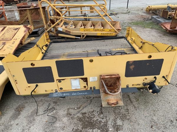 Used parts for sale by BTP Group - Komatsu 785