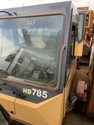 Used parts for sale by BTP Group - Komatsu HD785 cab