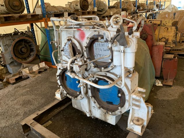 Used parts for sale by BTP Group - R994 pump drive