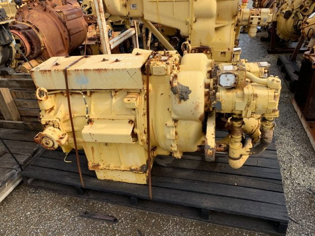 Used parts for sale by BTP Group - Komatsu WJZ