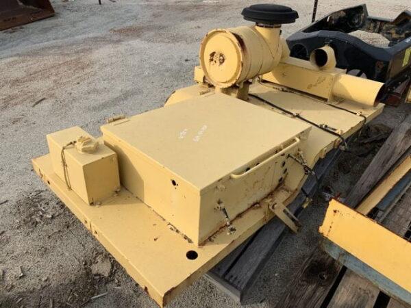 Used parts for sale by BTP Group - Komatsu 465-5 platform
