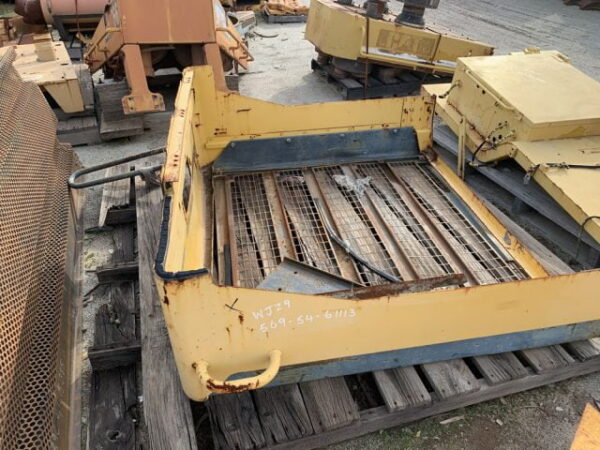 Used parts for sale by BTP Group - Komatsu 465-5 guard