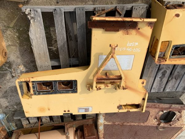 Used parts for sale by BTP Group - Komatsu 465-5 support