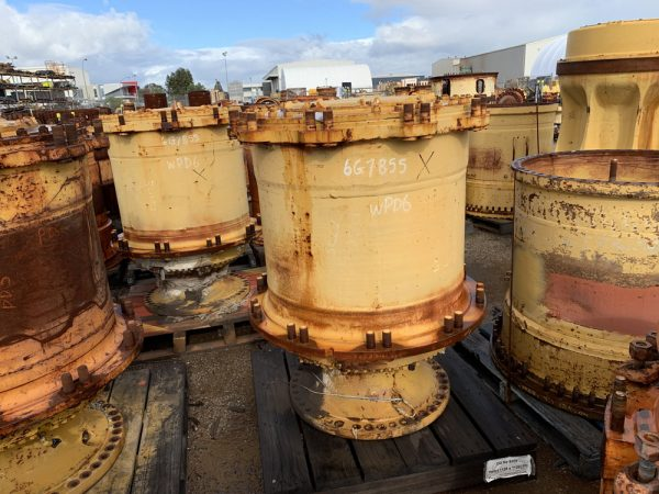 Used parts for sale by BTP Group - Caterpillar 777