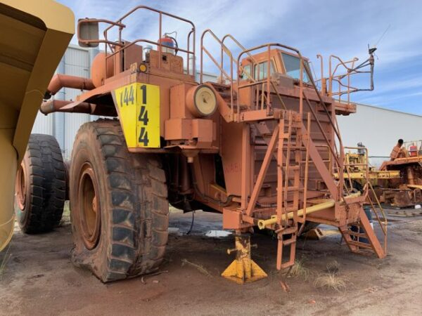 Used parts for sale by BTP Group - Caterpillar 789B