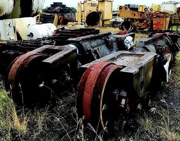 Caterpillar D11R • 7PZ00794 D11R Dozer Mackay QLD Track Frames