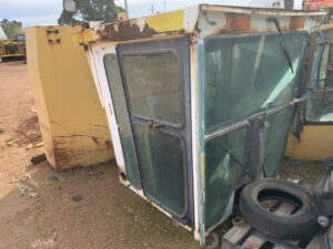 Used parts for sale by BTP Group - Caterpillar 16H cab