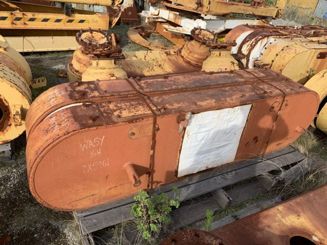Used parts for sale by BTP Group - Caterpillar 16H right hand tandem housing