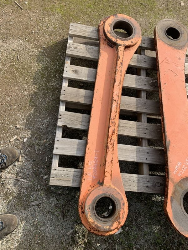 Used parts for sale by BTP Group - Komatsu EX1900