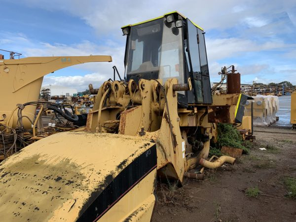 Used parts for sale by BTP Group - Caterpillar 980G