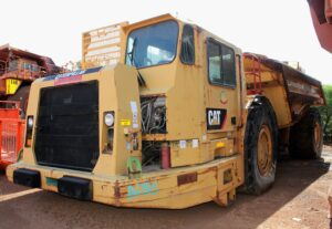 Equipment sale • CAT Elphinstone AD55 UG Truck 1