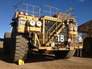 Dismantling now by BTP Group - Caterpillar 793C Truck