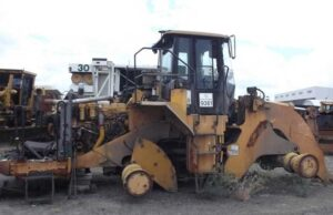 Dismantling now by BTP Group - Caterpillar 980G Loader
