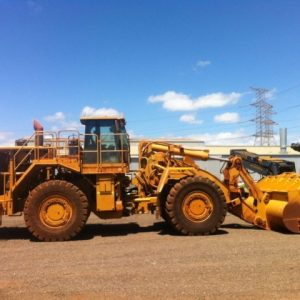 Used parts • Cat 988H Loader BXY00347 02