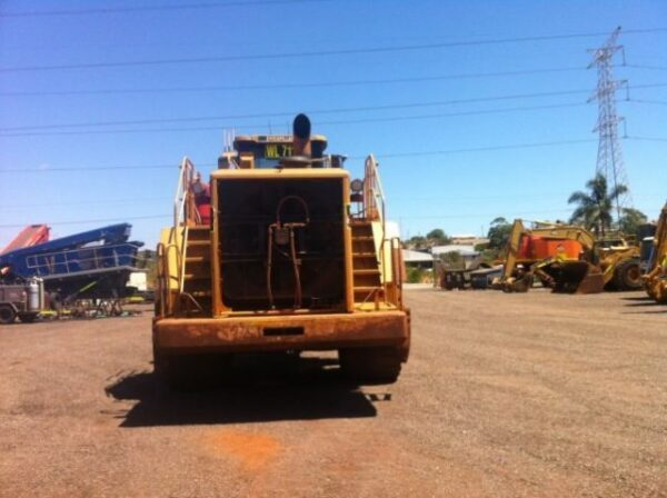 Dismantling now by BTP Group - Caterpillar 988H Loader