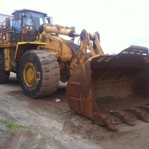 Used parts • Cat 988H Loaders BXY02134 01