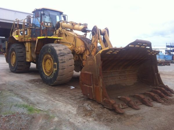Caterpillar 988H • Cat 988H Loaders BXY02134 01