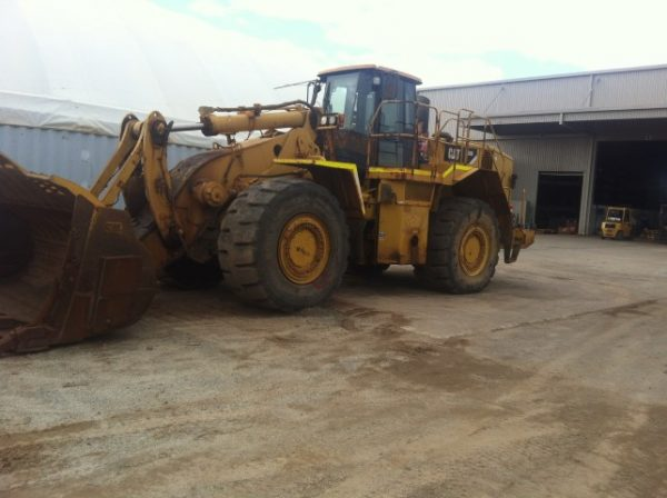 Caterpillar 988H • Cat 988H Loaders BXY02134 02