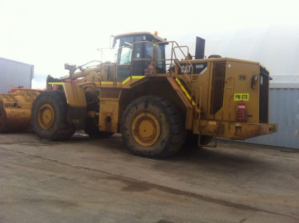 Caterpillar 988H • Cat 988H Loaders BXY02134 03
