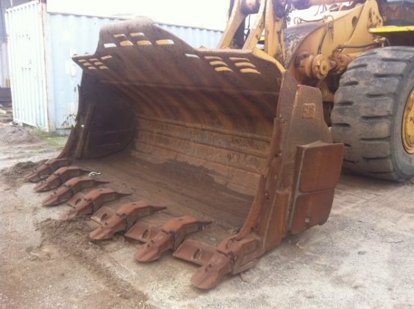 Caterpillar 988H • Cat 988H Loaders BXY02134 04