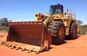 Cat 990 Wheel Loader