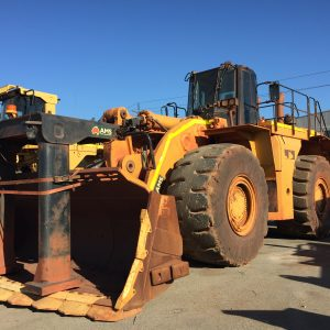Equipment Rental • Cat 990H Loader BWX00535 01