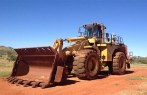 Caterpillar Loader 992G