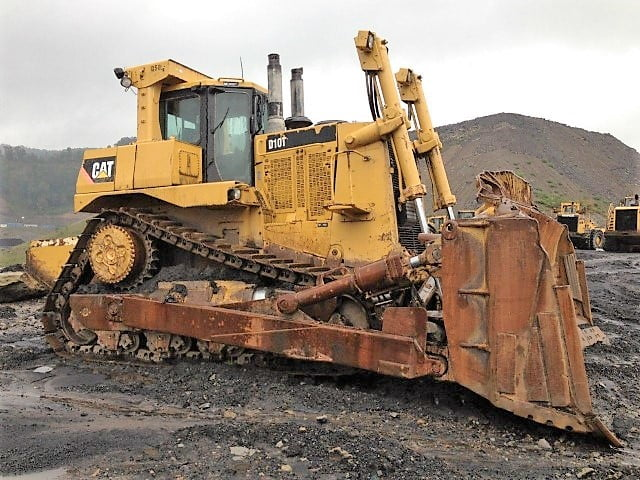 Dismantling now by BTP Group - Caterpillar D10T Dozer
